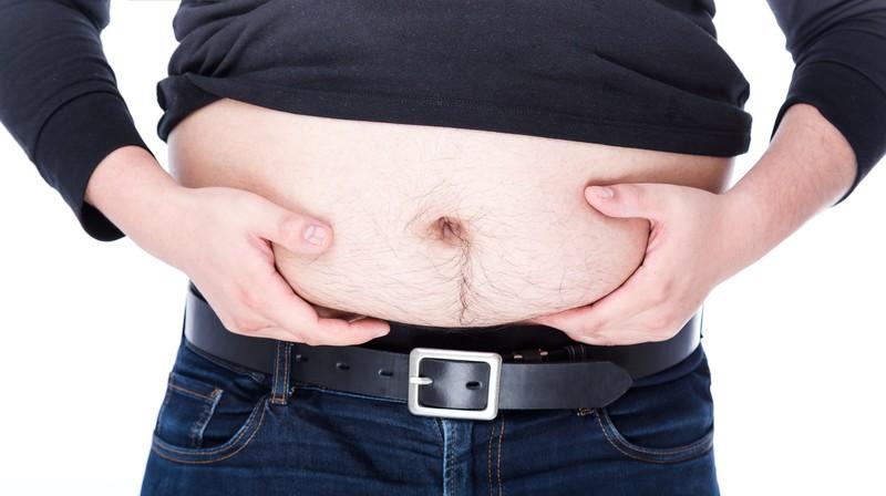 BNLS(脂肪溶解注射)をお腹に打つ/男性編