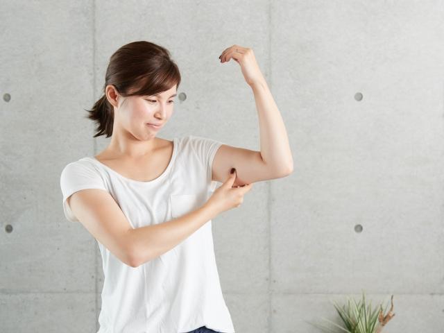 BNLS(脂肪溶解注射)効果で二の腕やせ
